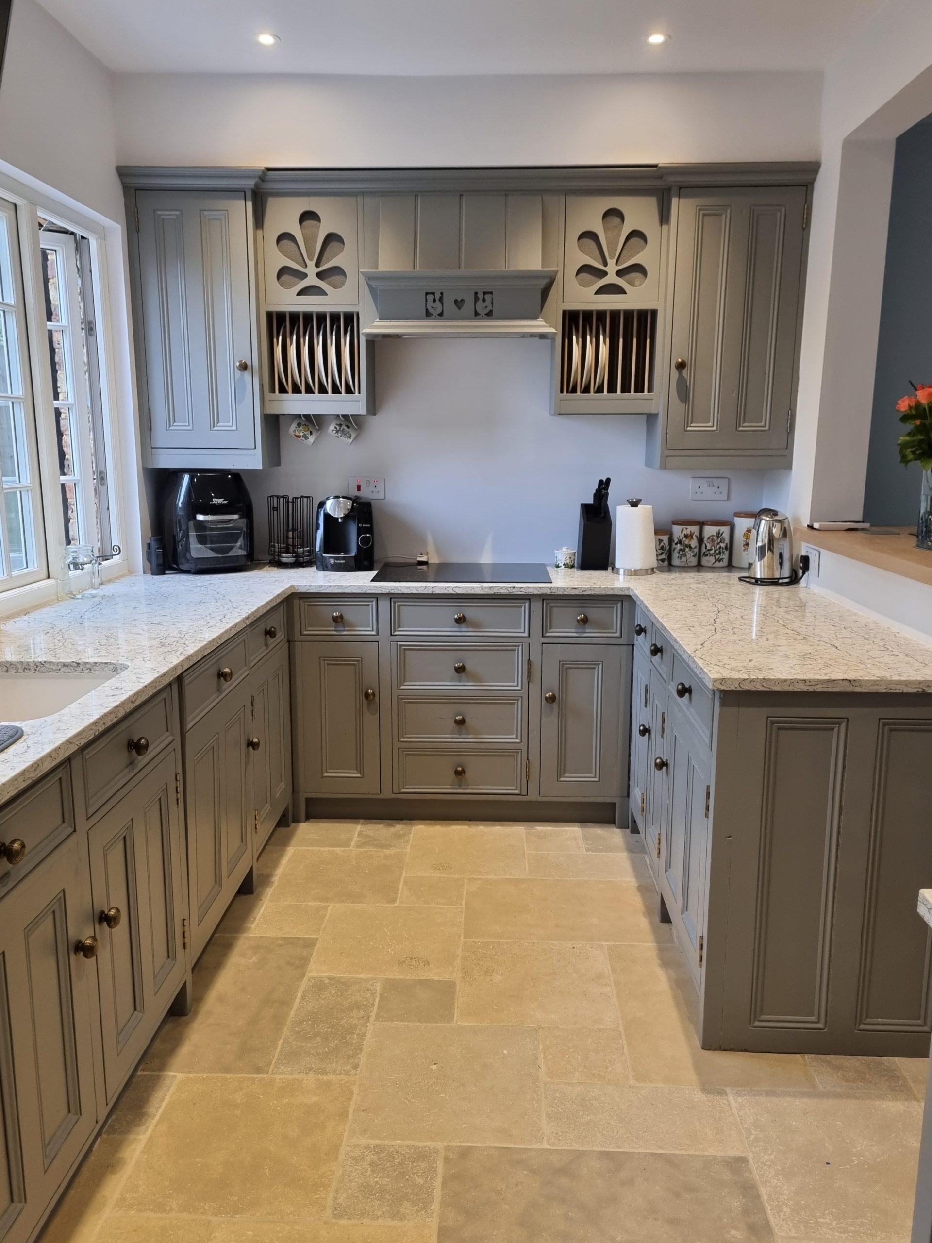 Sussex Kitchen Refurbishment 1