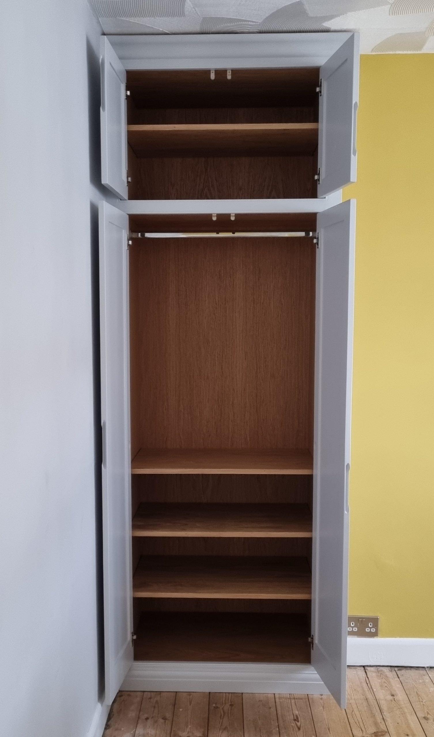 Furniture Maker Shaker Wardrobe 2